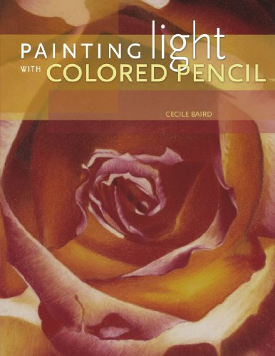 Painting Light with Colored Pencil por Cecile Baird