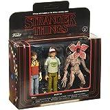 Action Figure Stranger Things 3pk (Will, Dustin, Demogorgon)