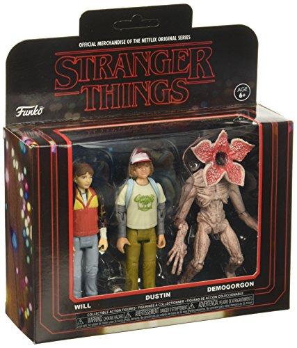 Funko - Stranger Things - 3 Pack Action Figur