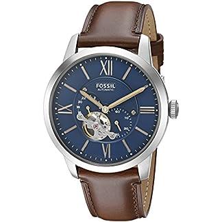 Fossil Townsman Analog Blue Dial Men's Watch – ME3110