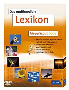 Meyer - Das Multimediale Lexikon 2003 (PC-DVD)
