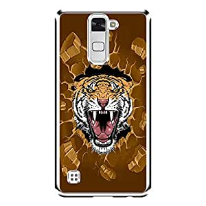 """MOBO MONKEY Designer Printed 2D Transparent Hard Back Case Cover for """"LG Stylus 2 / LG Stylus 2+"""" - Premium Quality Ultra Slim & Tough Protective Mobile Phone Case & Cover"""