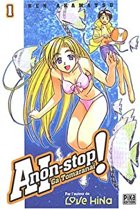 Aï Non-Stop ! Edition simple Tome 1