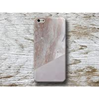 Rosa bleich Marmor Hülle Handyhülle für iPhone 4 4s 5 5se se 5C 5S 6 6s 7 Plus iPhone 8 Plus iPod 5 6