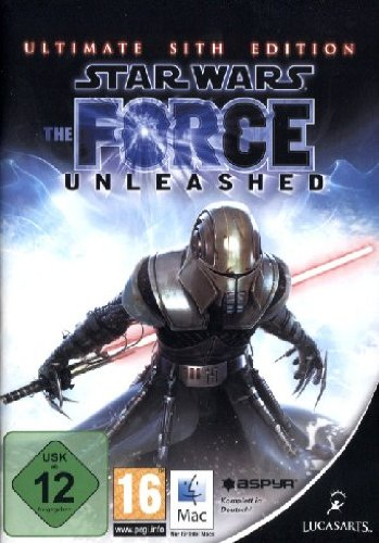 Star Wars The Force Unleashed: Ultimate Sith Edition - [Mac]