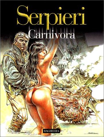 Druuna, tome 4 : Carnivora