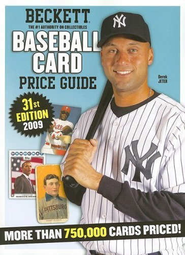 Beckett Baseball Card Price Guide by Staff of Beckett Baseball (2009-03-01) (Beckett Baseball Card Price Guide)