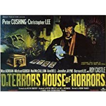 Dr. Terror's House of Horrors Poster (11 x 17 Inches - 28cm x 44cm) (1965) Foreign - Style A