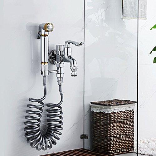 GFEI toilettes, toilettes propres toilettes pistolet pulvérisateur / laveuse robinet / booster arroseur robinet