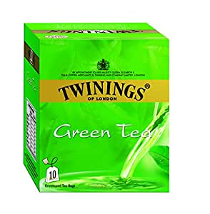 Twinings Green Tea, 10 Tea Bags