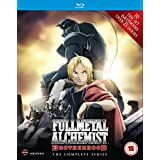 Fullmetal Alchemist Brotherhood - Complete Series Box Set