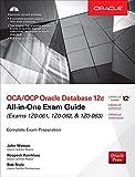 Image de OCA/OCP Oracle Database 12c All-in-One Exam Guide (Exams 1Z0-061, 1Z0-062, & 1Z0-063)
