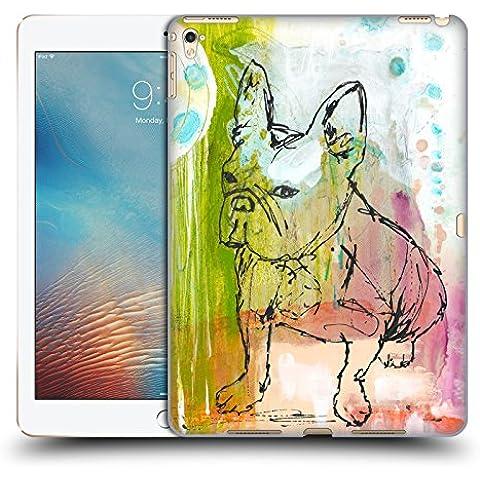 Ufficiale Wyanne Attitudine Animali Cover Retro Rigida per Apple iPad Pro 9.7