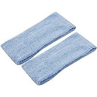 2 Stück Light Blue Frottier 7cm breiten elastischen Sport-Stirnband preisvergleich bei fajdalomcsillapitas.eu