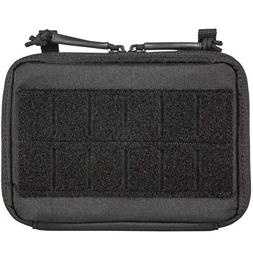 5.11 TACTICAL SERIES Flex Admin Pouch Zusatztasche, 17 cm, Schwarz (Black)