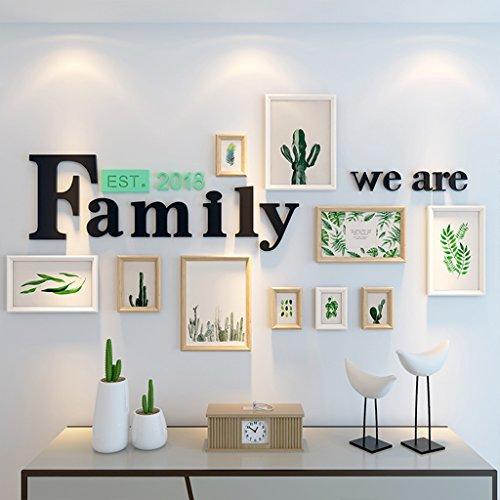 Fotorahmen 7-Zoll-Bilderrahmen Wand Set, Fotorahmen Wand Set, Haus und Wanddekorationen, ( Farbe : 3# )