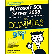 [(Microsoft SQL Server 2008 All-in-one Desk Reference For Dummies)] [By (author) Robert D. Schneider ] published on (October, 2008)