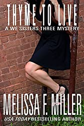 Thyme to Live (A We Sisters Three Mystery Book 3) (English Edition)