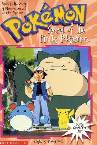 Pokemon Secret of the Pink