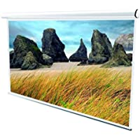 "Sopar 5241WL 113"" 4:3 White projection screen - projection screens (Motorized, 2.87 m (113""), 2.3 m, 173 cm, 4:3, White) - Confronta prezzi"