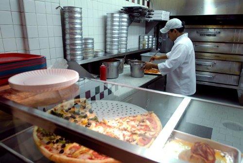 plantilla de plan de negocios para abrir una pizzería en español! por Kelly Lee