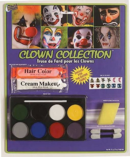 Horror-Shop Clown Make Up Kit