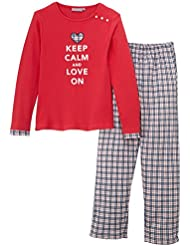 Lina Pink - Pijama para niña