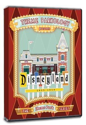 Preisvergleich Produktbild Disneyland 1955-1959