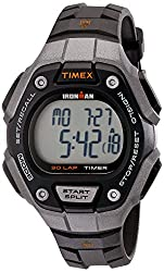 Timex Womens TW5K892009J Ironman Classic 30 Digital Display Quartz Black Watch