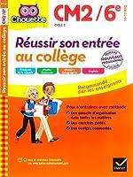 Réussir son entrée au collège de Ginette Grandcoin-Joly