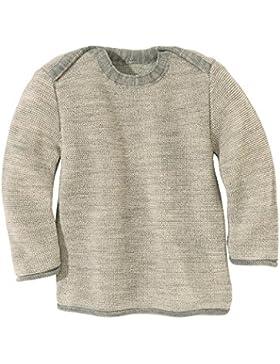 Pullover in lana merino Disana Melange Baby