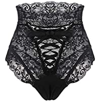 Delicacydex Mujeres Ropa Interior Sexy Triangular Hip-up Ropa Interior Hip  Enhancer Shaper Ropa Interior 40fbb5d0cec7a