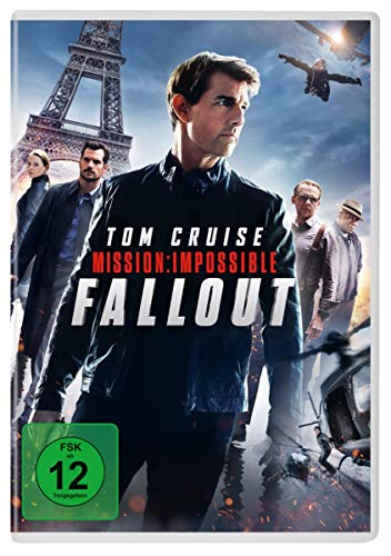 fallout 4 dvd Mission: Impossible 6 - Fallout