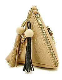 Mei&ge PU Leather Stylish Sling Bag / Purse For Women & Girls (M-0603)