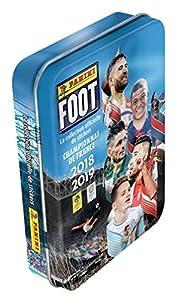 Panini-Caja Metal 13Sobres Foot 2018-2019, 2428-021