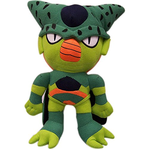 PELUCHE DE CELL DRAGON BALL Z 25 CM