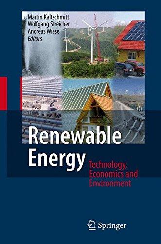 Renewable Energy: Technology, Economics and Environment