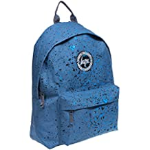 Hype Backpack Bag - Rucksack - Women - Men - Speckle Bags (One Size, Airforce Blue/Multi)