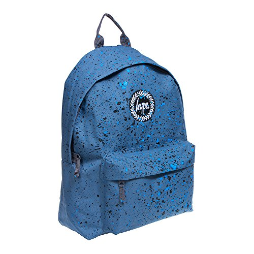 HYPE Backpack Speckle Paint Airforce/Multi School Bag - HYPE Backpack Rucksack -