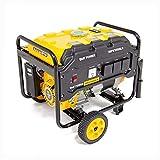Wolf Petrol Generator 3200w 4kva 6.5HP 230v Heavy Duty Portable Power WPV3500LR With