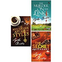 Agatha Christie Queen of Crime Set (Set of 3 Books)
