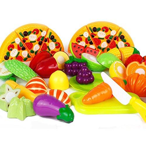 free-fisher-giocattolo-di-taglio-finer-shop-24-pezzi-frutta-verdura-cucina-giocattolo-taglio-gioco