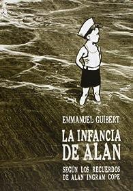 La infancia de Alan par Emmanuel Guibert