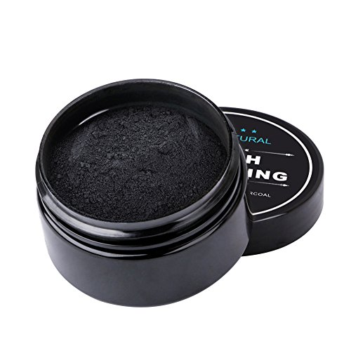 Sonicare Whitening Zahnbürste (Aktivkohle Zähne Whitening Powder mit Bambuskohle Zahnbürste)