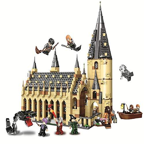 New qualityNew qualityLego Harry Potter Hogwarts Hall Spielzeug Wizard World Fan Geschenk Kinder Gebäude Set Aufklärung Zusammengebaute Bausteine   Spielzeug Puzzle Jungen 6-8-10 Jahre Alt Kunststoff (Draco Malfoy Lego)