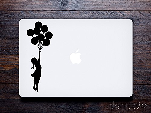"Preisvergleich Produktbild Balloon Girl - Apple Macbook Air / Pro 11"" 13"" 15"" 17"" Apple iPad / iPad mini (15"" Macbook Pro)"
