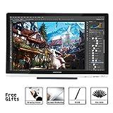 Huion GT-220V2 Silber 21,5 Zoll IPS Panel Grafiktablett Pen Display Grafikmonitor