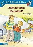 LESEMAUS zum Lesenlernen Stufe 3: VE 5 Zoff auf dem Schulhof!