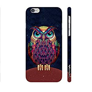 Apple IPhone 6 Plus Angry Insomniac designer mobile hard shell case by Enthopia