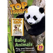 [Top Trumps: Baby Animals] (By: Puffin Books) [published: January, 2014]